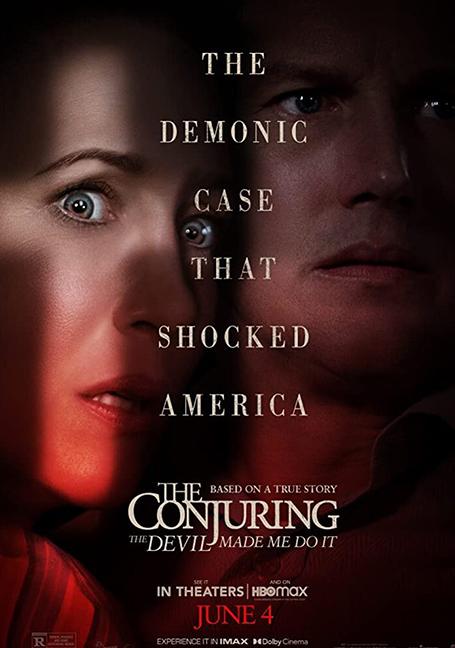 The Conjuring-The Devil Made Me Do It (2021) เดอะ คอนเจอริ่ง คนเรียกผี 3 มัจจุราชบงการ