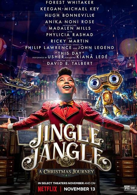 Jingle Jangle: A Christmas Journey (2020) จิงเกิ้ล แจงเกิ้ล คริสต์มาสมหัศจรรย์
