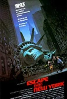 Escape from New York แหกนรกนิวยอร์ค