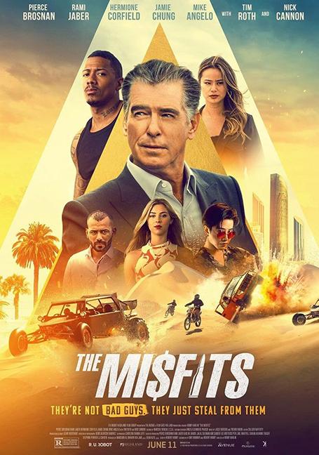 The Misfits (2021) พยัคฆ์ทรชนปล้นพลิกโลก