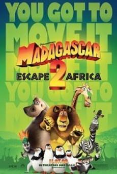 Madagascar Escape 2 Africa มาดากัสการ์ 2 ป่วนป่าแอฟริกา